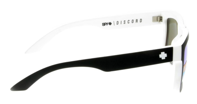 スパイ(SPY) スパイ DISCORD-MATTE BLACK 偏光レンズ