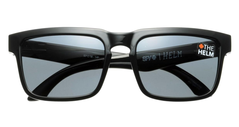 スパイ HELM-BLACK-GREY [ウェリントン]  3
