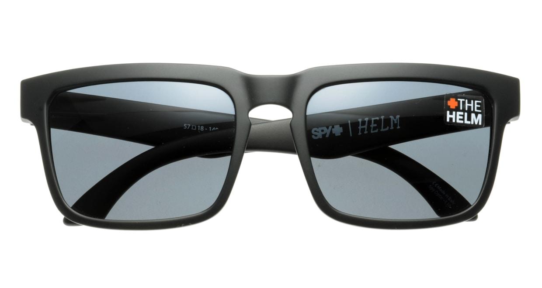 スパイ(SPY) スパイ HELM-MATTE BLACK-GREY