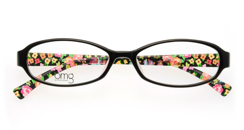 プラスオーエムジー ピーシーレンズセット home-omg-015-1 フルリム 黒 フレーム  メガネのオーマイグラス_3