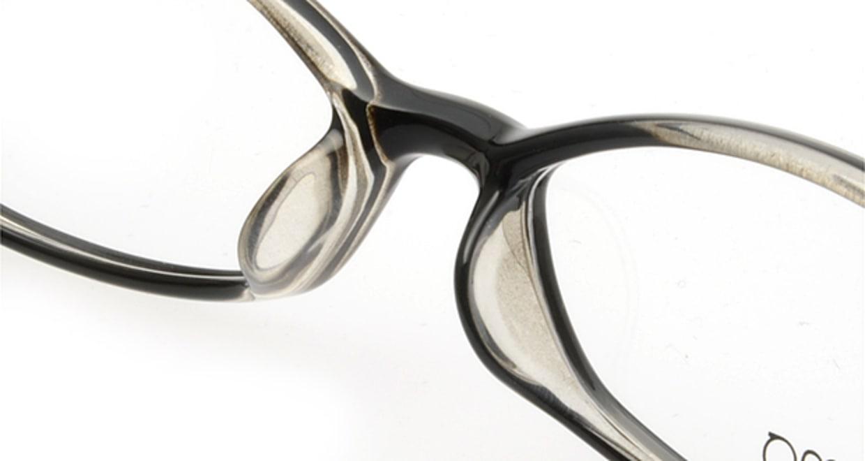 プラスオーエムジー ピーシーレンズセット home-omg-015-1 フルリム 黒 フレーム  メガネのオーマイグラス_4