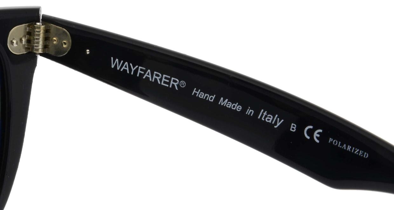 レイバン WAYFARER RB2140F-901/58-54 [ウェリントン]  5