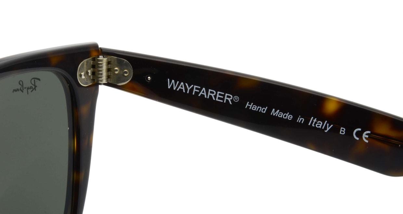 レイバン WAYFARER RB2140F-902-54 [ウェリントン]  5