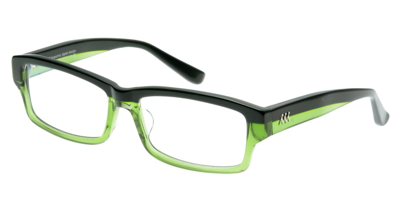 オウル boasorte Piko-BS020-4 [スクエア/緑]