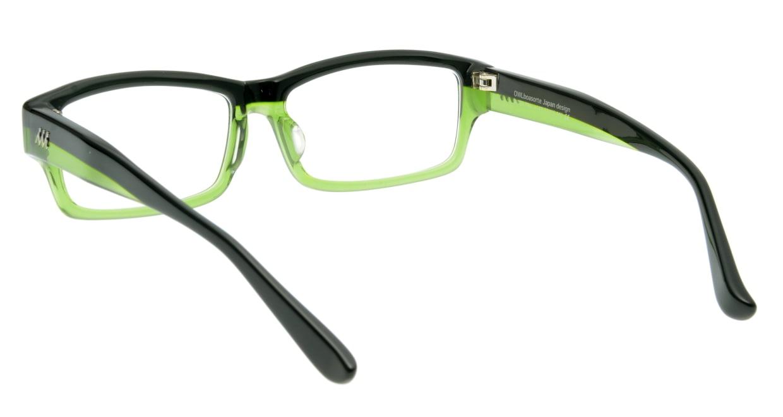 オウル boasorte Piko-BS020-4 [スクエア/緑]  2