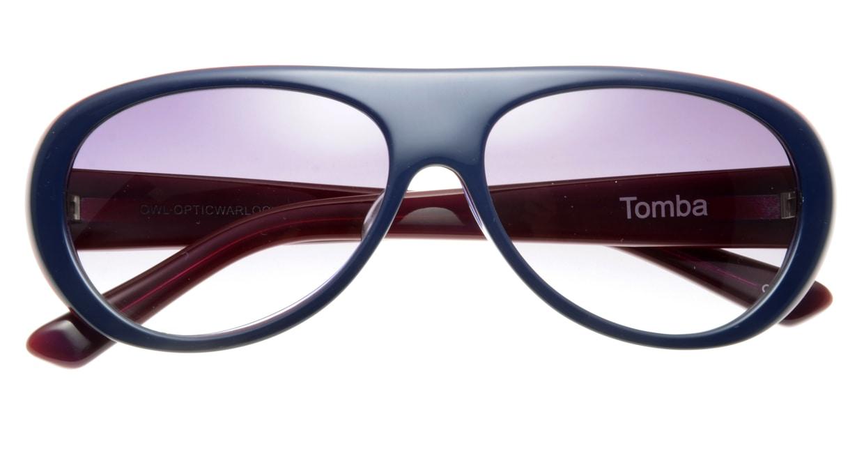 オウル opticwarlock EP1301 Tomba-3.NAVY-RED [ティアドロップ]  3