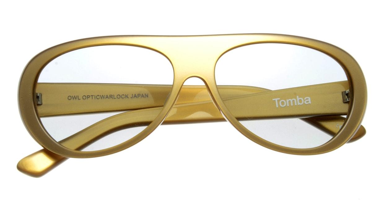 オウル opticwarlock EP1301 Tomba-4.GOLD [ティアドロップ]  3