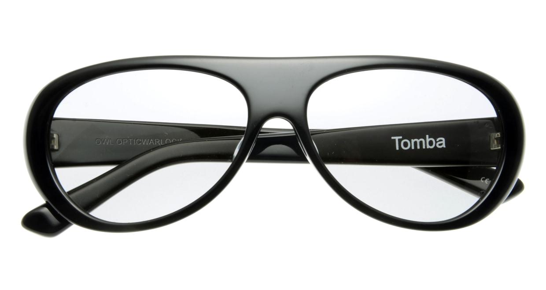 オウル opticwarlock EP1301 Tomba-5.BLACK [ティアドロップ]  3