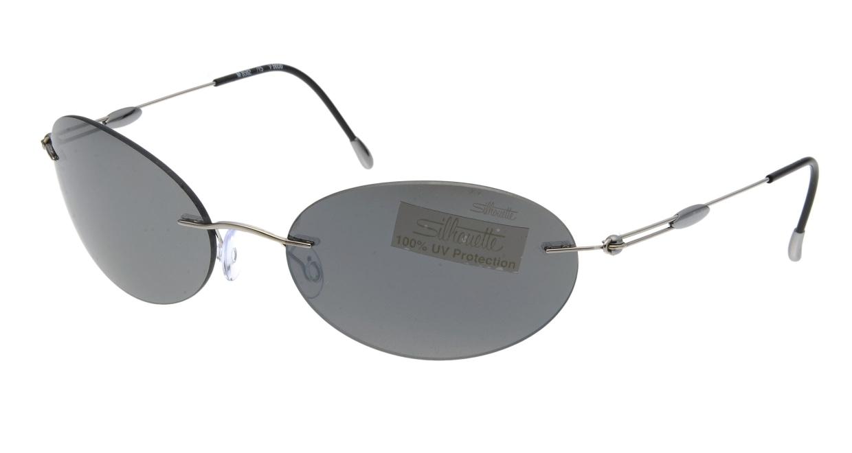 シルエット 8582S-15-6050 [メタル/縁なし/オーバル]