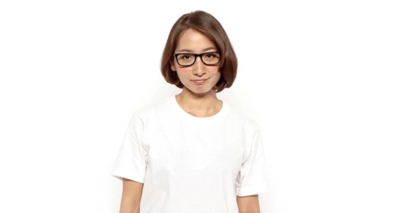 TYPE Din Regular Clear [鯖江産/ウェリントン/透明]  5