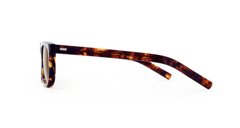 TYPE Din Bold Tortoise Sunglasses [鯖江産/ウェリントン]  1