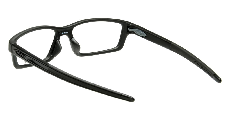 オークリー CROSSLINK PITCH OX8041-0156 [黒縁/スクエア]  2