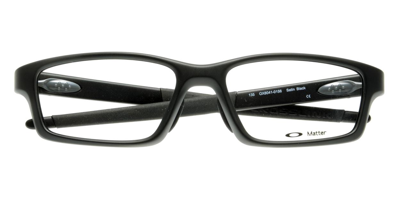 オークリー CROSSLINK PITCH OX8041-0156 [黒縁/スクエア]  3