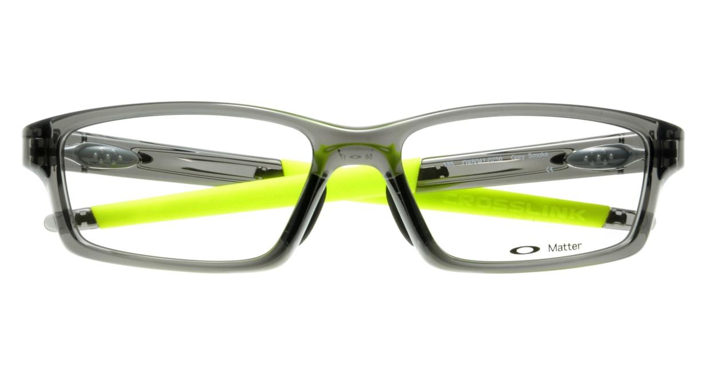 オークリー CROSSLINK PITCH OX8041-0256 [スクエア/グレー]  3