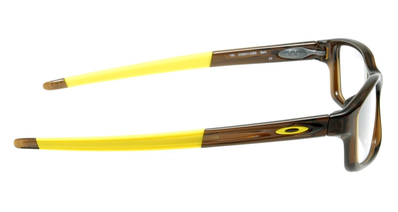 オークリー CROSSLINK PITCH OX8041-0356 [スクエア/茶色]  1