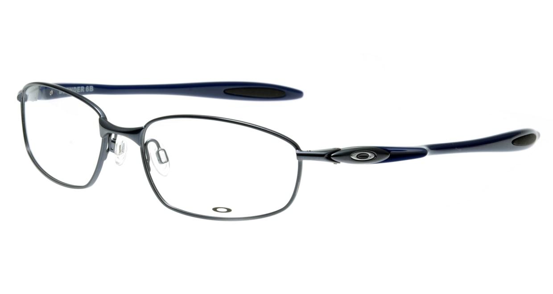 オークリー BLENDER 6B OX3162-0555 [メタル/スクエア/青]