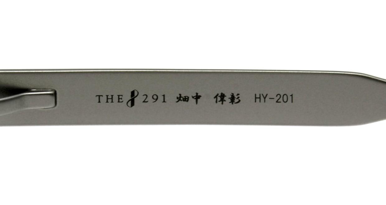 畑中偉彰 HY-201-C-1-45 [メタル/鯖江産/丸メガネ]  4