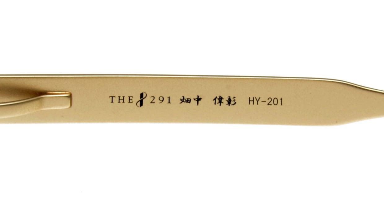 畑中偉彰 HY-201-C-2-45 [メタル/鯖江産/丸メガネ]  4