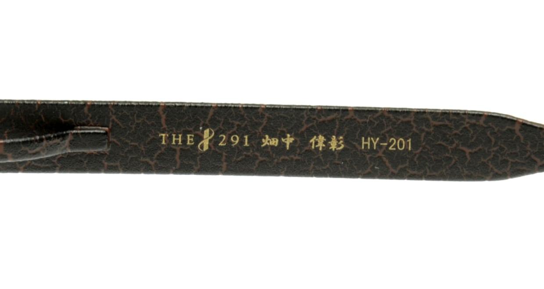 畑中偉彰 HY-201-C-5-45 [メタル/鯖江産/丸メガネ]  4
