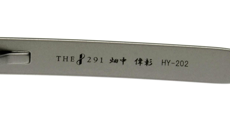 畑中偉彰 HY-202-C-1-47 [メタル/鯖江産/丸メガネ]  4