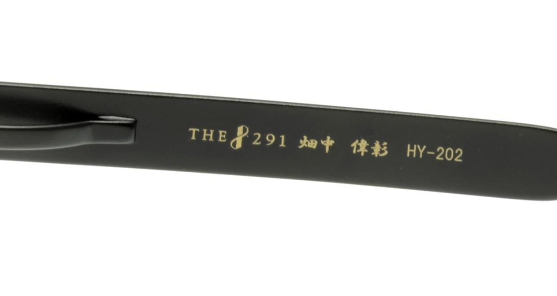 畑中偉彰 HY-202-C-3-47 [メタル/鯖江産/丸メガネ/茶色]  4