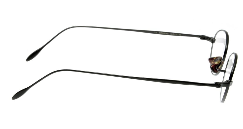 ハンドメイドアイテム H-429-C-3-46 [メタル/鯖江産/丸メガネ]  1