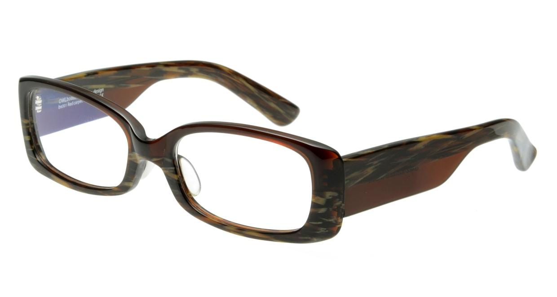 オウル boasorte Red carpet-BS001-12.BROWN-BROWN DEMI [スクエア/茶色]