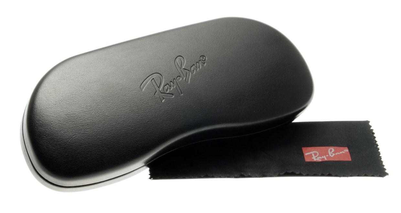 レイバン RX5220-2000-55 [黒縁/スクエア]  5