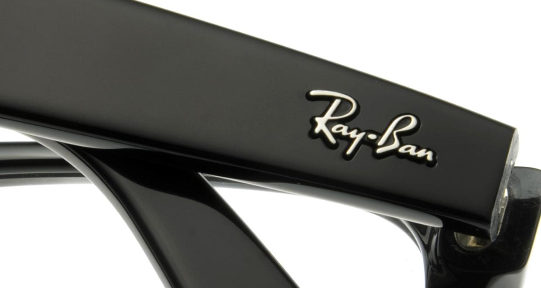 レイバン NEW WAYFARER RX5184F-2000-54 [黒縁/オーバル]  4