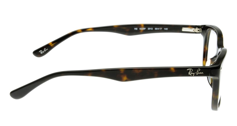 レイバン RX5228F-2012-55 [ウェリントン/べっ甲柄]  1