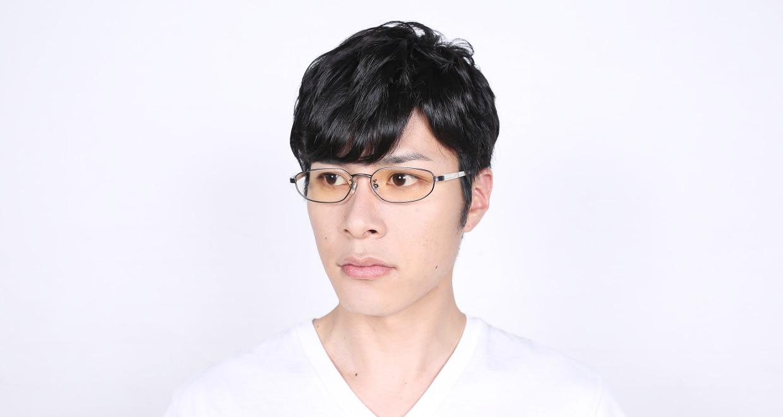 オウル boasorte Mana-BS031-3.GUN [メタル/スクエア/グレー]  8