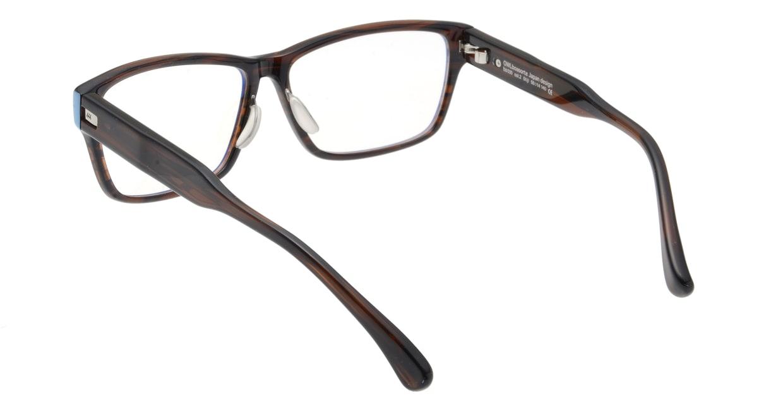 オウル boasorte Stijl-BS030SP-2.BROWN [ウェリントン/茶色]  2
