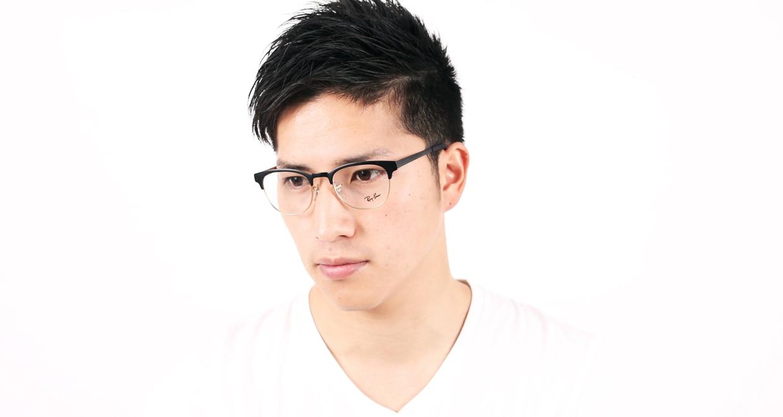 レイバン RX6317-2833-51 [メタル/丸メガネ]  8