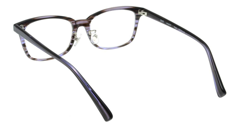 プラスオーエムジー ベース ヒューゴ omg-027-3 [ウェリントン/安い/紫]  2