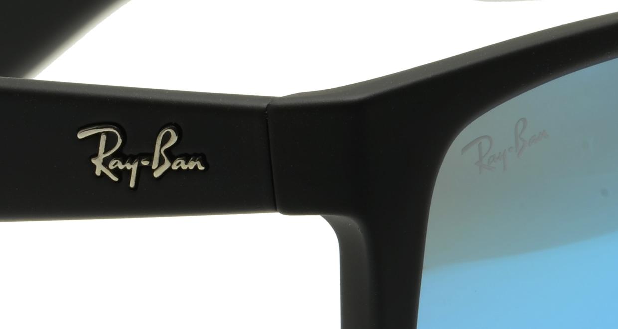 レイバン JUSTIN RB4165F-622/55-55-54 [ウェリントン]  4