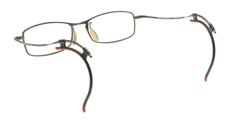 フェイスフォント ストラクチャー ST503-4-52 [メタル/鯖江産/スクエア]  2