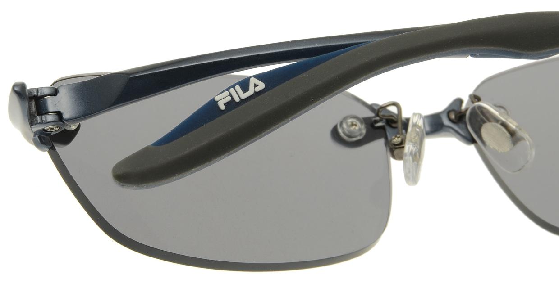 フィラ SF8896J-U22 [縁なし/スクエア/安い]  4