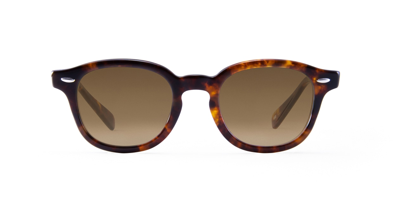 TYPE American Typewriter Bold-Tortoise Sunglasses [鯖江産/ボストン]