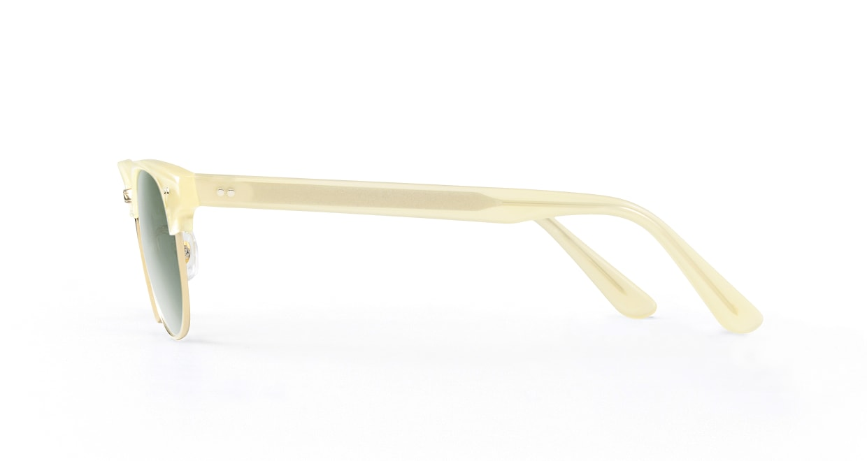 TYPE Times New Roman Light-Clear Sunglasses [鯖江産/ウェリントン]  2
