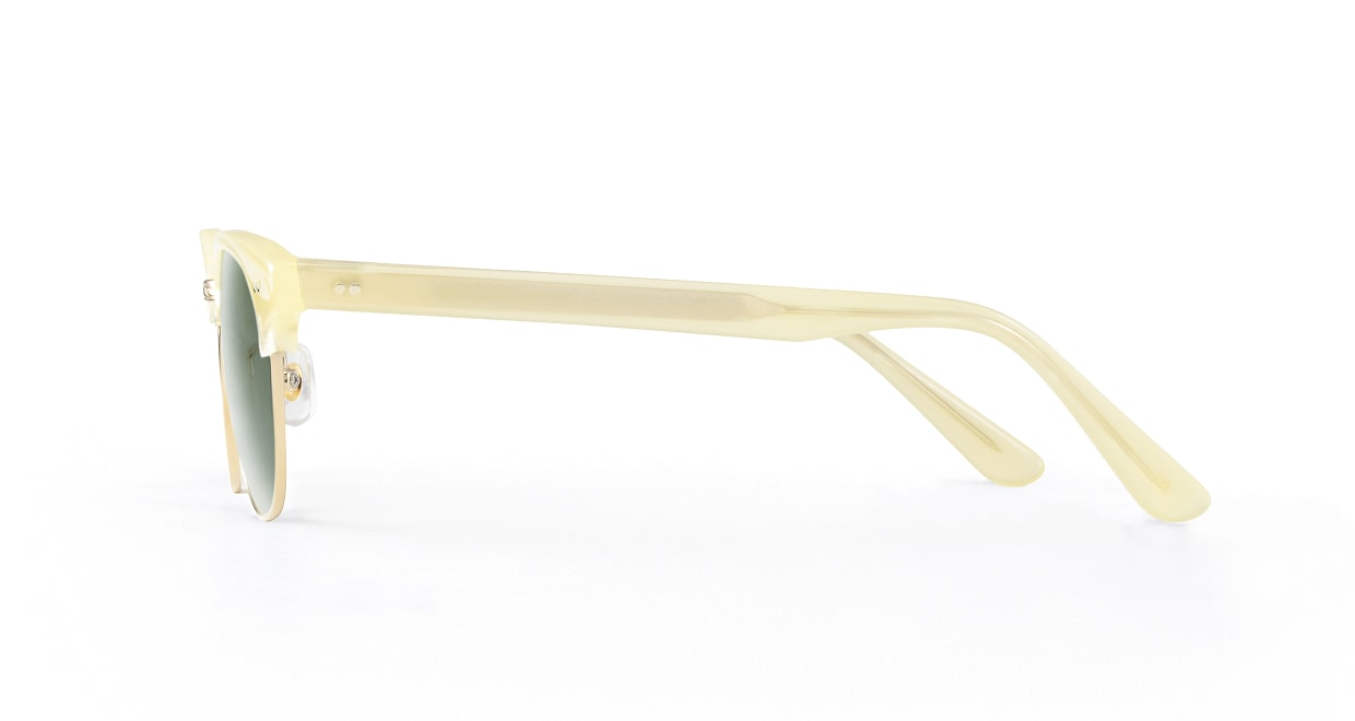 TYPE Times New Roman Regular-Clear Sunglasses [鯖江産/ウェリントン]  2