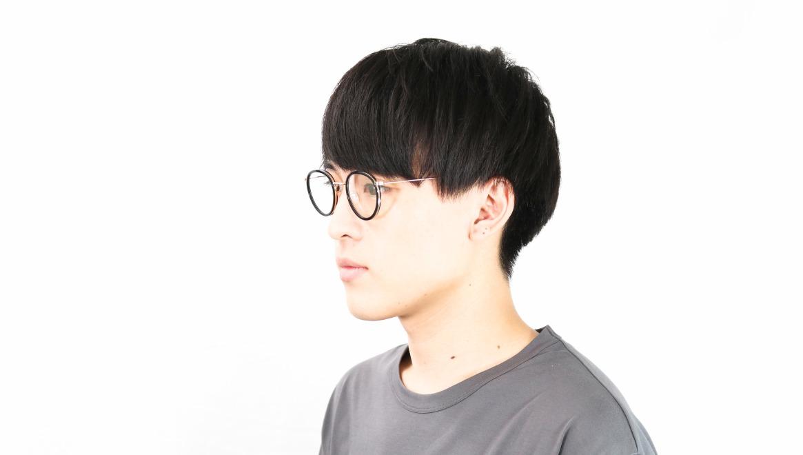 TYPE Bodoni Light-Black [黒縁/鯖江産/丸メガネ]  5