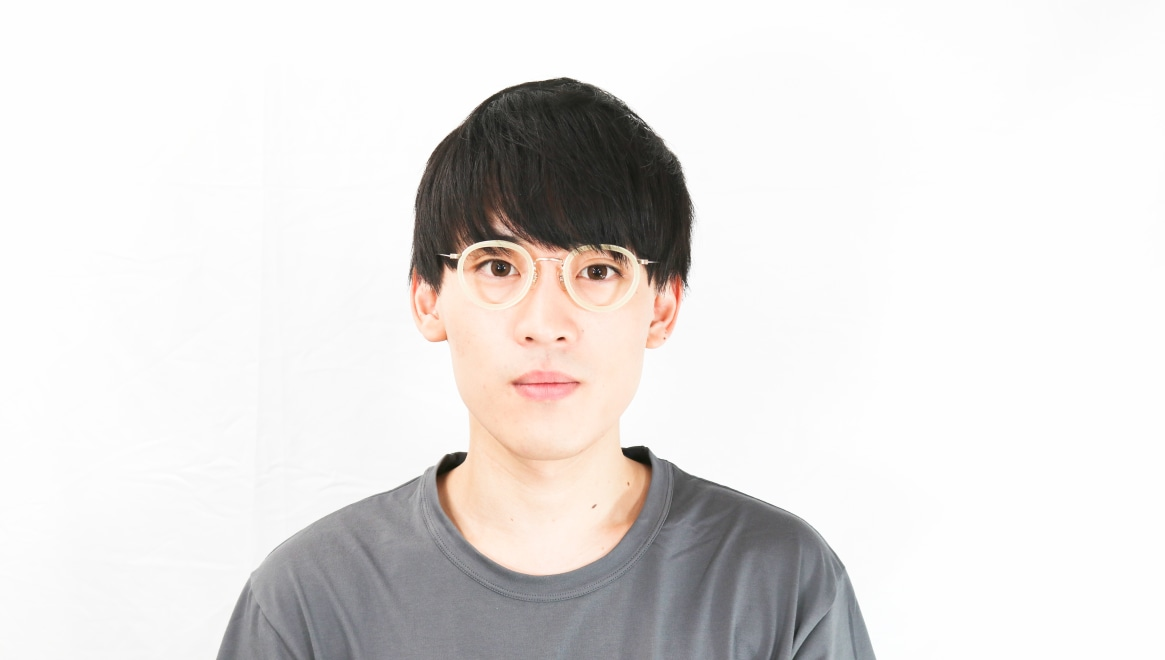 TYPE Bodoni Light-Clear [鯖江産/丸メガネ/透明]  4