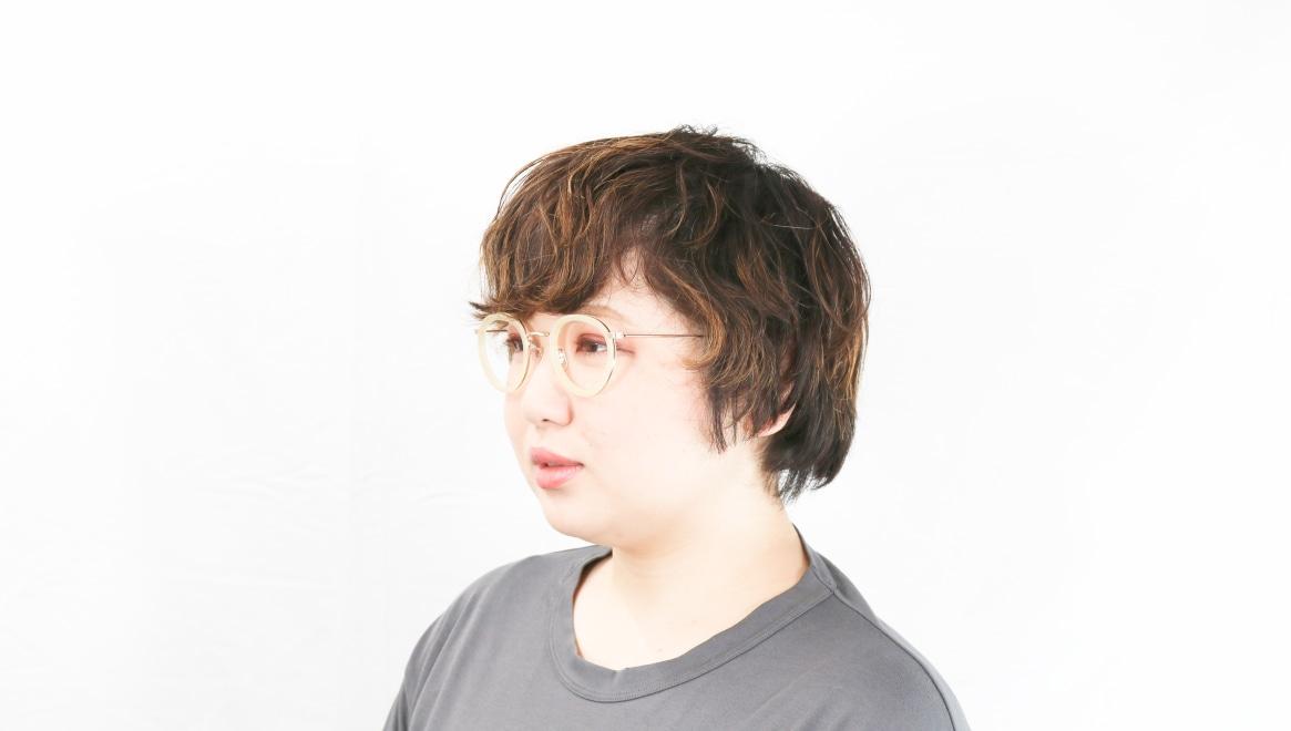 TYPE Bodoni Light-Clear [鯖江産/丸メガネ/透明]  7