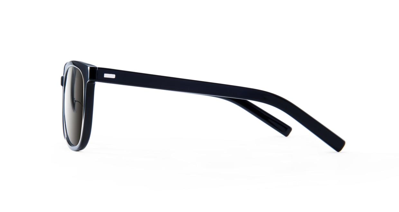 TYPE Eurostile Regular-Black Sunglasses [鯖江産/スクエア]  2