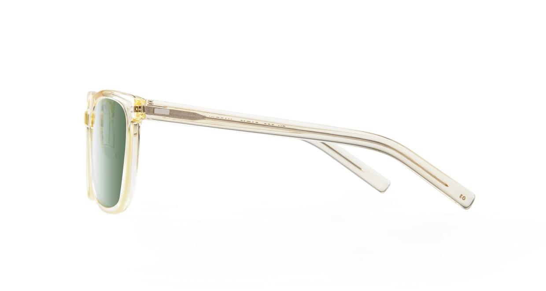 TYPE Eurostile Regular-Clear Sunglasses [鯖江産/スクエア]  2