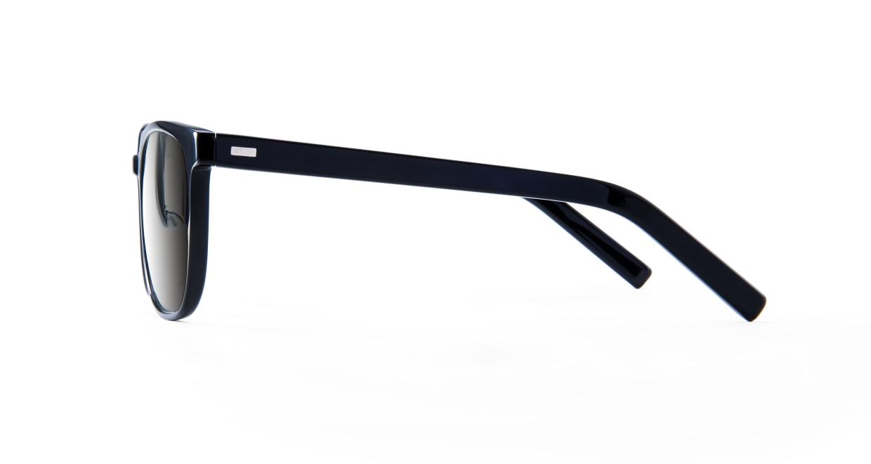 TYPE Eurostile Bold-Black Sunglasses [鯖江産/スクエア]  2
