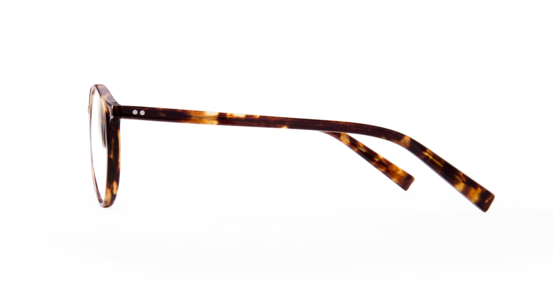 TYPE Optima Light-Tortoise [鯖江産/丸メガネ/べっ甲柄]  2