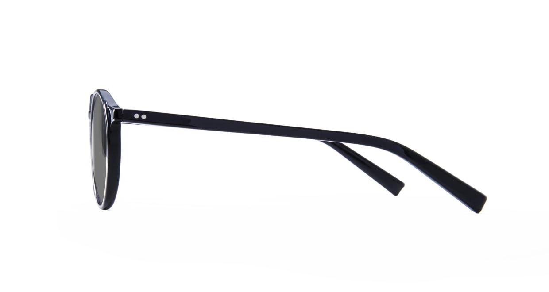 TYPE Optima Light-Black Sunglasses [鯖江産/ラウンド]  2