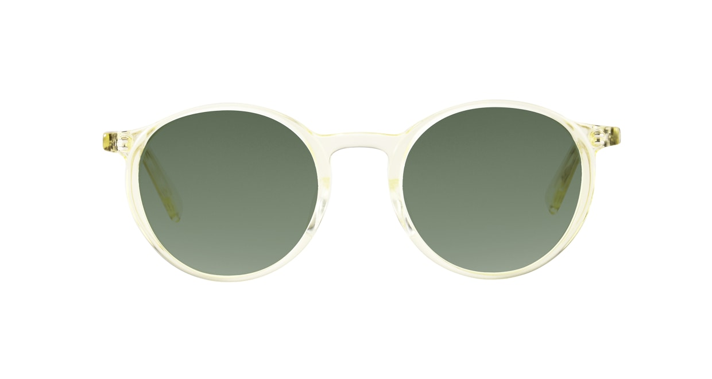 TYPE Optima Light-Clear Sunglasses [鯖江産/ラウンド]