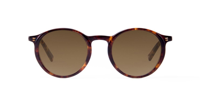 TYPE Optima Regular-Tortoise Sunglasses [鯖江産/ラウンド]